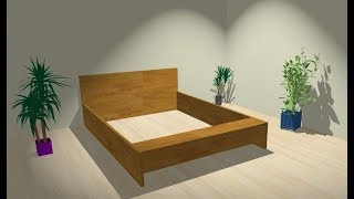 Jaki Stelaż Do łóżka Regulowany Elastyczny Drabinkowy