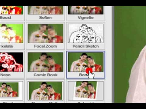 How To Create Different look Photo Or Image in Picasa 3