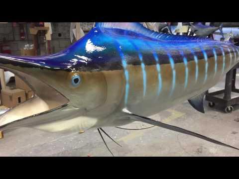 Blue Marlin 360º ceiling mount