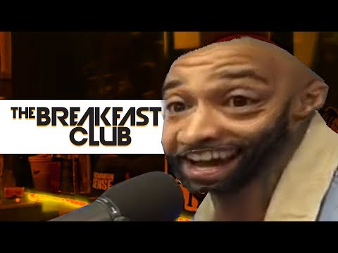 Joe Budden Loses His Mind on The Breakfast Club
