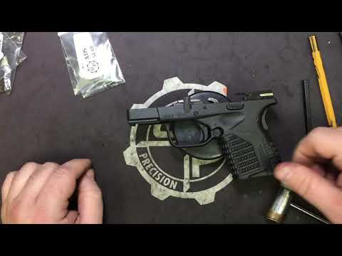 XDS Performance Spring Kit Installation