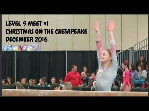 SYDNEY'S FIRST LEVEL 9 MEET!  (with a Yurchenko Layout Vault)