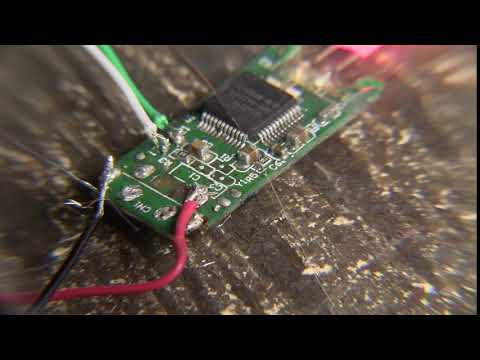 End Result Sloppy Soldering Wires Replace Connector USB Rip Broken Pads Scrape Trace Microsoldering