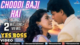 Choodi Baji Hai Kahin Door Full Video Song | Yes Boss | Shahrukh Khan, Juhi Chawla |