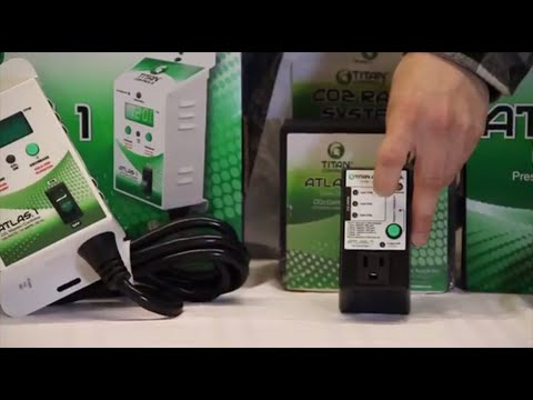 Titan Controls CO2 Controllers Review + CO2 Gardening Tips