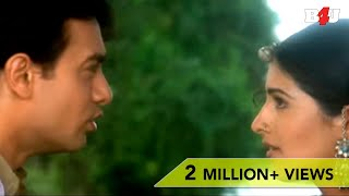 Aamir Khan & His Brother Funny Fight Scene   Mela   Twinkle Khanna   Full HD