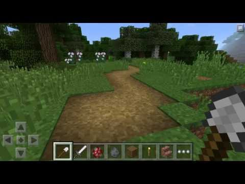 Dirt Roads Coming to Minecraft Pocket Edition 0.11.0!