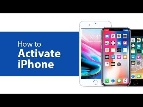 How to Activate iPhone X/8 Plus/8/7 Plus/7?- 2018 Guide