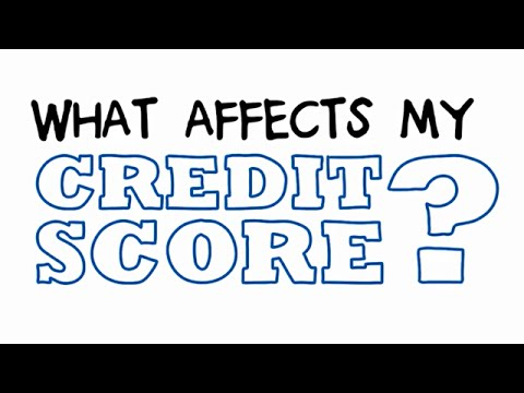 What affects my credit score? | Your Financial Life | BMO Harris Bank