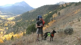Backpacking Basics - 5 Days Hiking in Colorado