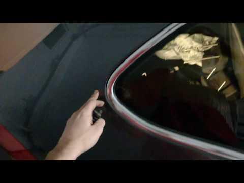 Ultimate VW Jetta or Golf Leaking Panoramic Sunroof Repair Guide