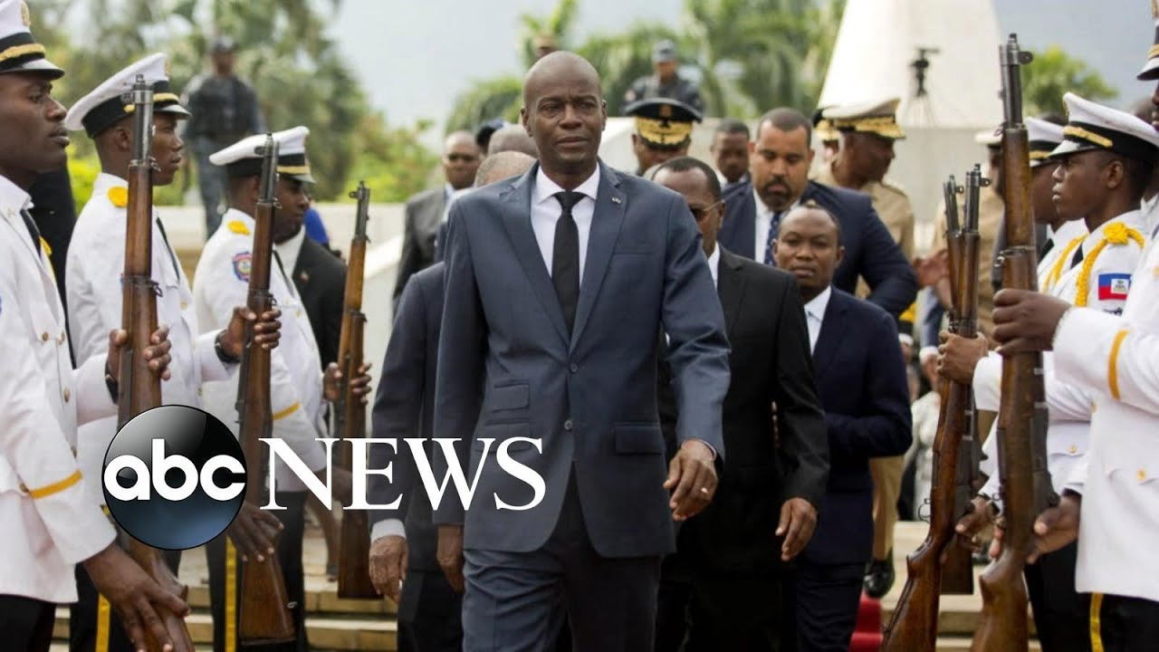 Haitian prime minister: President was tortured and killed in his own home