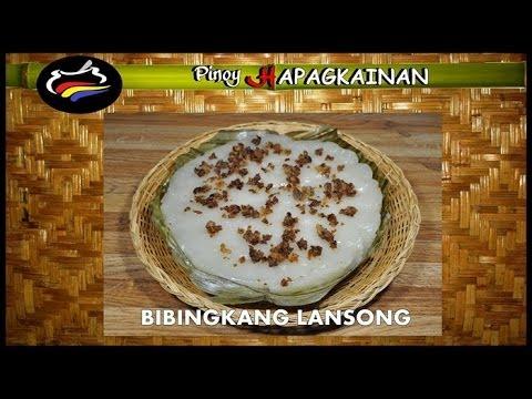 KALAMAY LANSONG Pinoy Hapagkainan