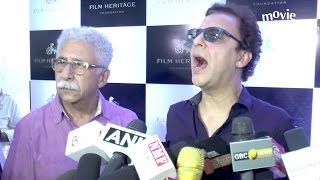 ANGRY Vidhu Vinod Chopra Shouts On Media Reporters During An Interview