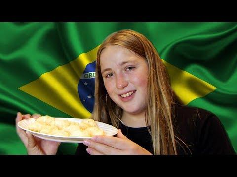 BRAZILIAN CHEESE BREAD (PÃO DE QUEIJO)!!!!!!!