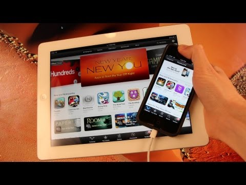 iOS 6.1 How To, Get Paid Apps For Free 6.1.2 Gift Cards 6.1.1 iPhone, iPad & iPod touch