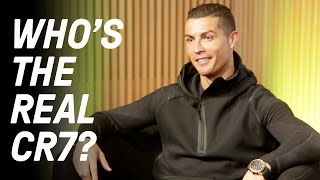Who Is Cristiano Ronaldo? | Poet & Vuj On Tour
