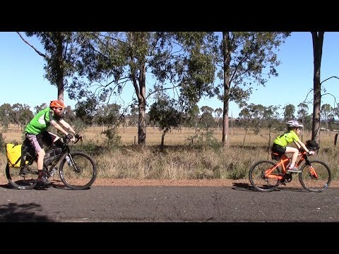 Bike Overnight - South Burnett Rail Trail, Queensland, Australia