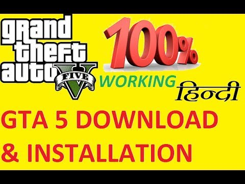 How To Download GTA 5 for PC FREE (IN PARTS)