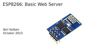 ESP8266 - GPIO Extender - PakVim net HD Vdieos Portal