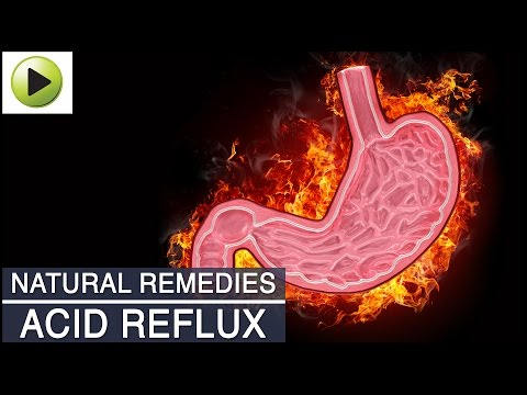 Acid Reflux (Acidity) - Natural Ayurvedic Home Remedies
