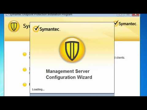 Symantec Endpoint Protection Manager Server Installation Process(Tutorial)