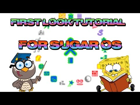 SUGAR OS For Raspberry pi 2 Quick Look/Tutorial