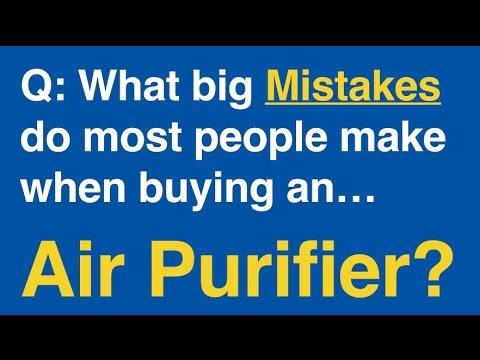 Air Purifier Reviews - 2017