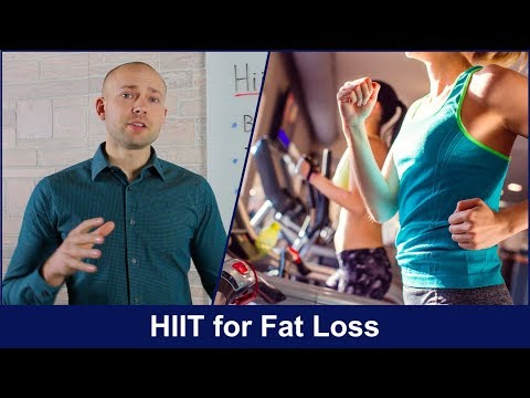 HIIT For Fat Loss 2018 | Lose Weight and Build Muscle