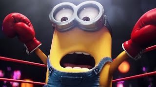 "MINIONS SHORT ""The Competition"" [Mini-Movie]"