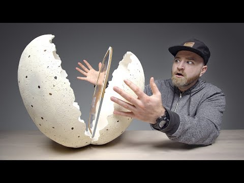 They Sent The World's Biggest Doritos Chip...