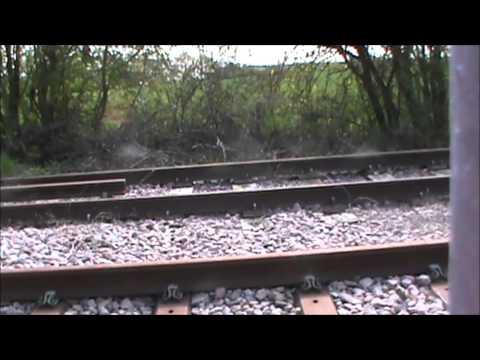 At West Horndon station on the old LT&SR