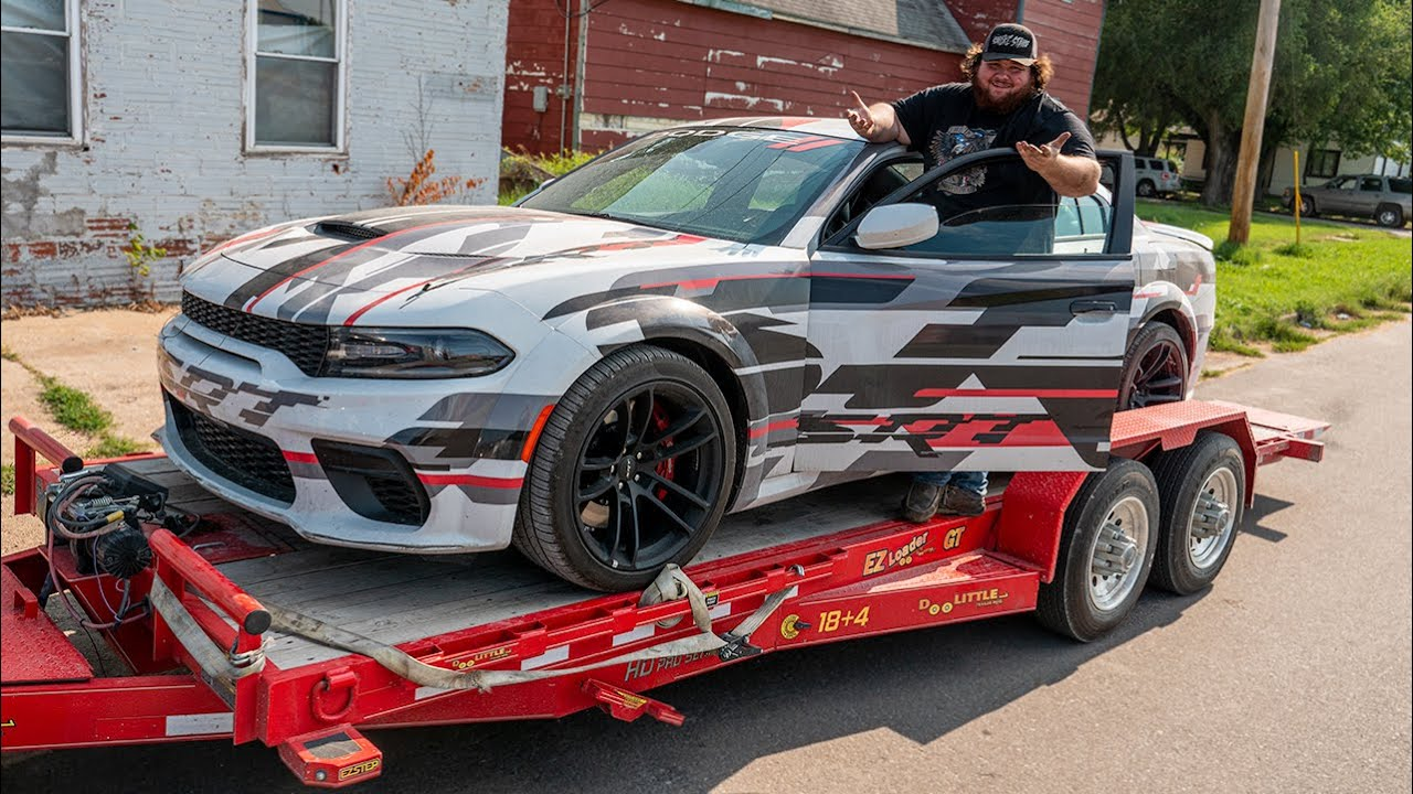 So...Dodge Want's The Hellcat Back