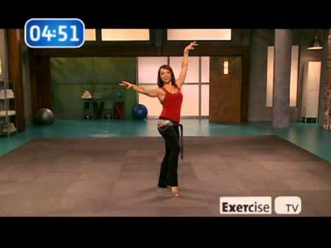 Basic Belly Dance Mayte