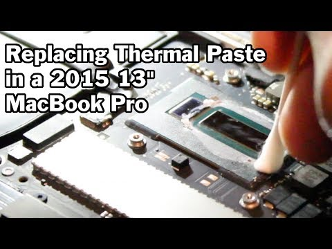 Replacing The Thermal Paste in a Base 2015 13