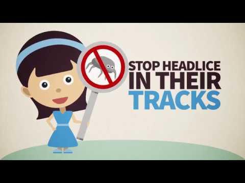 Licener: Stop Headlice In Their Tracks!
