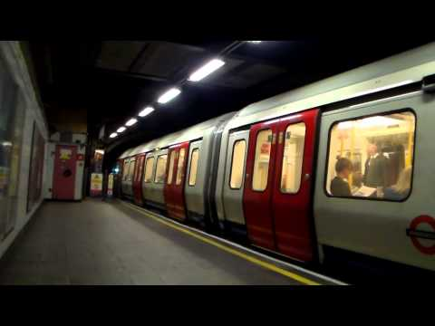 London Underground at Euston Square (5th August 2013)