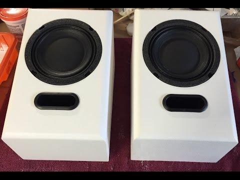 DIY Speakers - Surround Sound