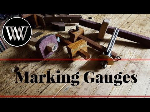How To Use a Marking Gauge and a Few Different Types What Is a Marking Gauge