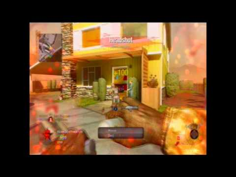 Black Ops Game Play!! (Ballistic knife & tomahawk)