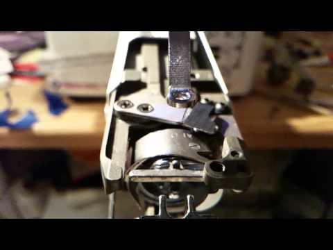 Needle cycling cutter Happy machine