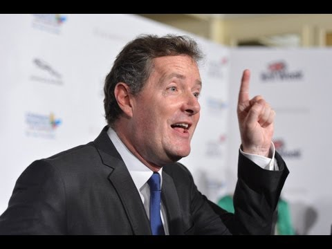 Piers Morgan Deportation Petition Explodes