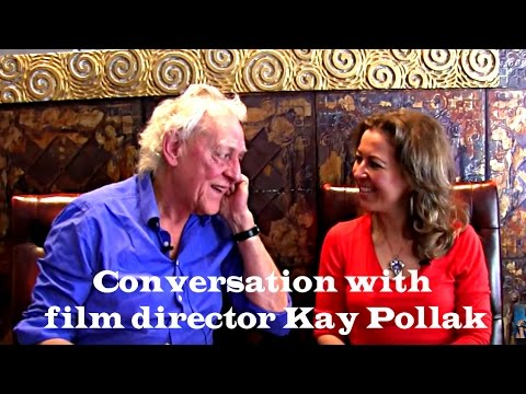 Film director Kay Pollak- You Can Choose To Be Happy