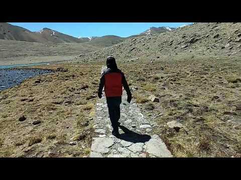 Gurudongmar Lake (17800 ft) North Sikkim : A Walk To Remember