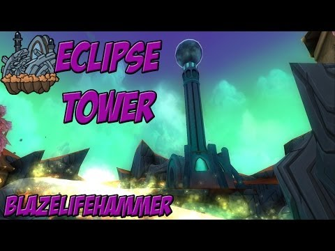 Wizard101: Full Eclipse Tower Run - Shadow School Trainer