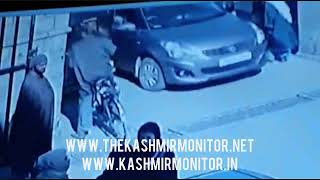 SMHS shootout: CCTV footage before Naveed Jatt escaped