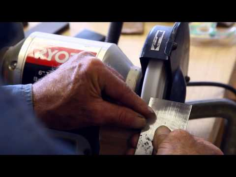 How to Sharpen Hand Tools with Louis Sauzedde