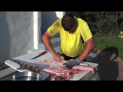 How To Fillet A Leapord Shark
