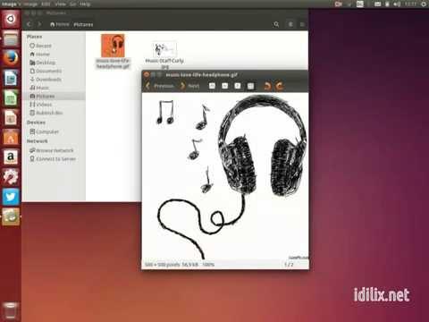 12-Images and Pictures - Ubuntu 14.04 Tutorial