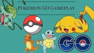 Pokemon GO Gameplay #1 (RE-EDITED)